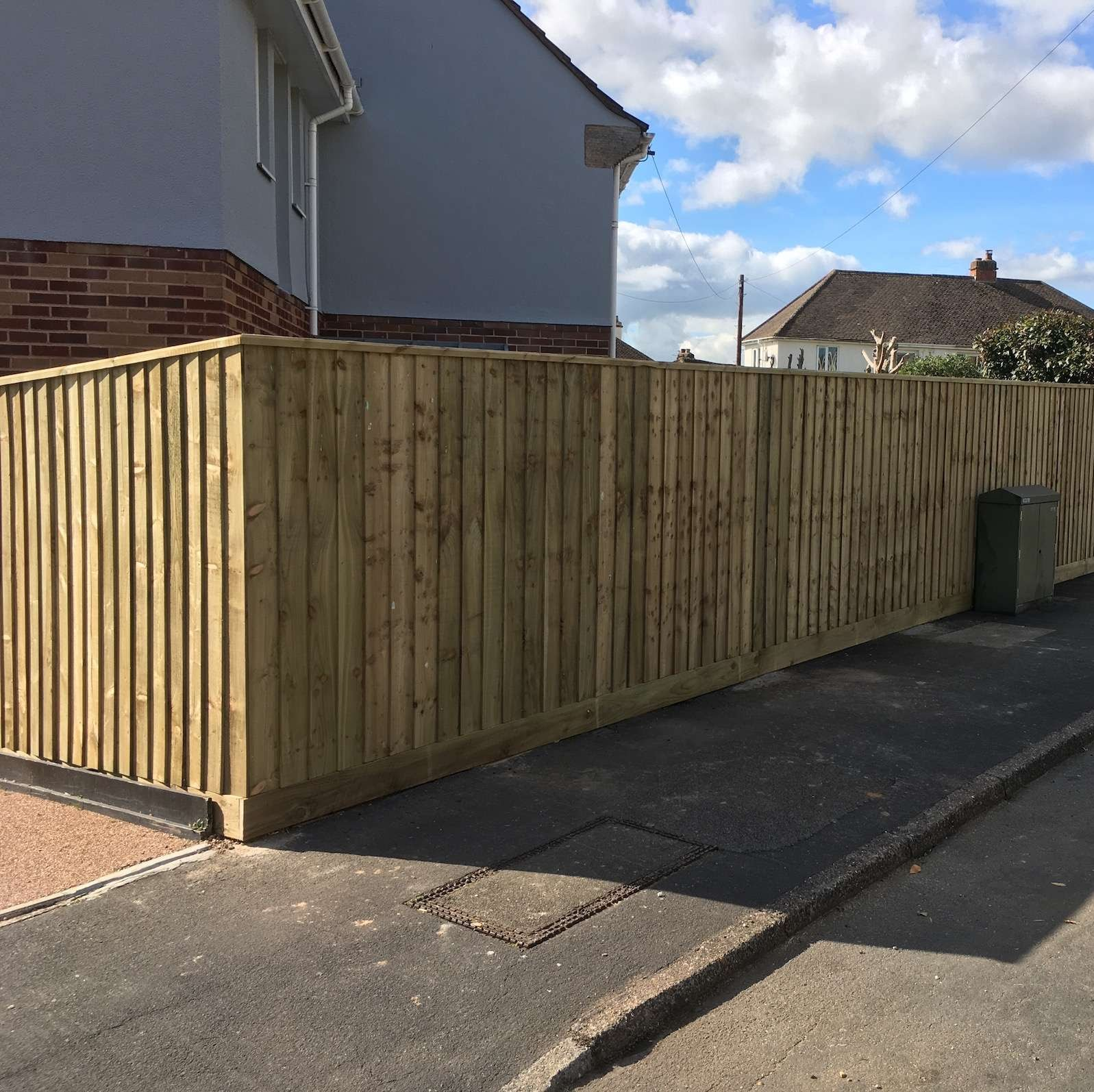 Home Fencing Services in Exter